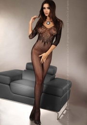 Bodystocking Livco Corsetti Fashion Josslyn Black LC 17117