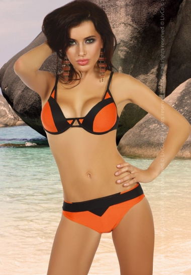 Livco Corsetti Fashion Lasair Orange LC 19061