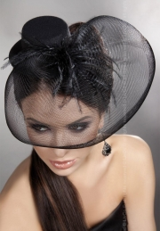 Mini Top Hat Livco Corsetti Fashion Mini Top Hat JS 12029 Model 24