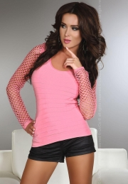 Top Livco Corsetti Fashion Hortense Pink LC 60009