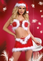 Costume Christmas Lust LC 90098